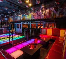 Network Lighting ATIK Halifax LED Dance Floor