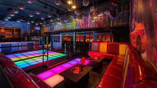Network Lighting ATIK Halifax LED Dance Floor