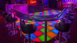 Network Lighting Architectural LED-Dance Floor Unit 17 Ipswich UK