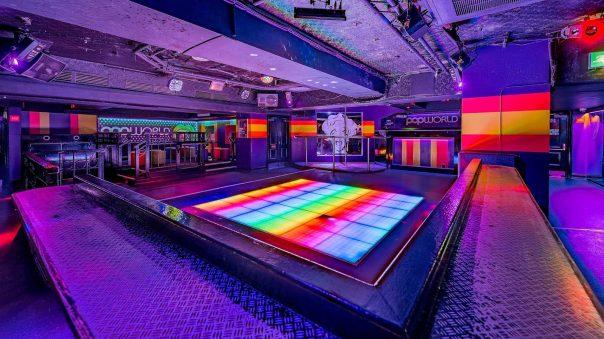Network Lighting POP World Chester UK