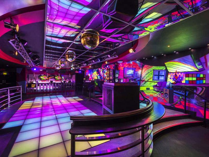 ATIK Disco Gloucester Network Lighting UK