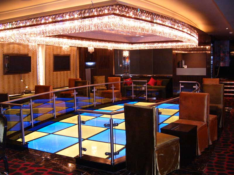 Empire Casino Leicester Square London UK Network Lighting