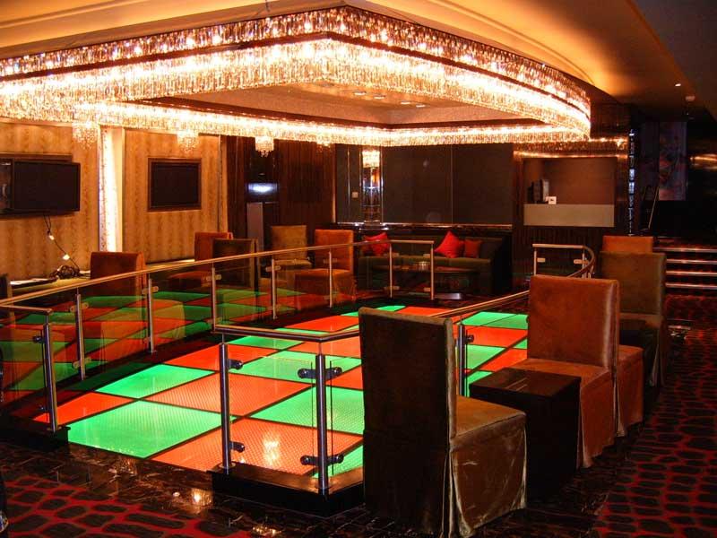 Empire Casino Leicester Square London UK Network Lighting UK