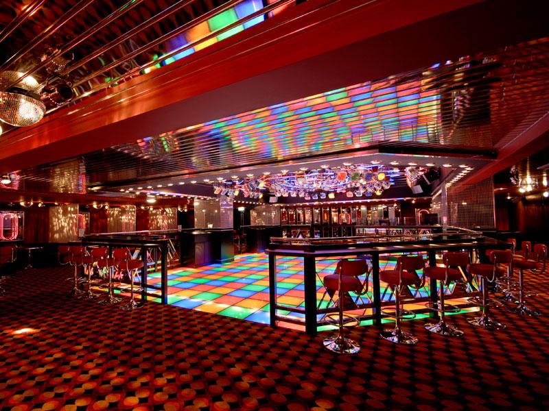 Oceana Club Brighton UK Network Lighting UK