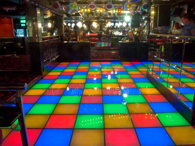 Oceana-Disco-Brighton UK Network Lighting UK