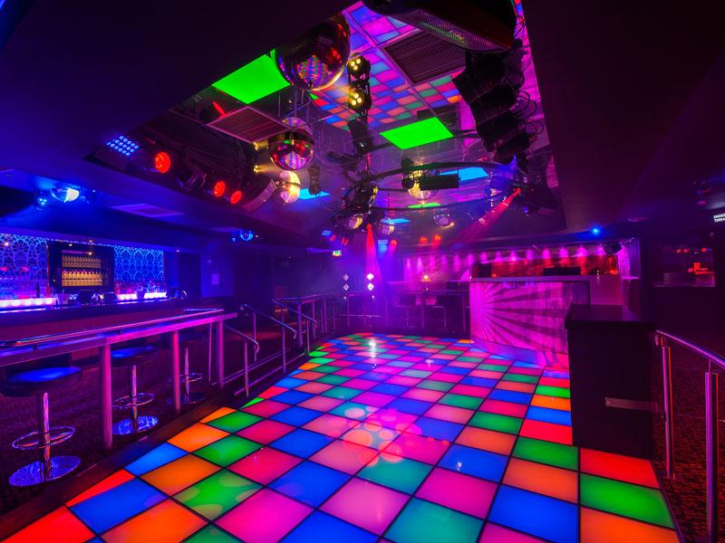 Unit 17 Disco Ipswich Network Lighting UK