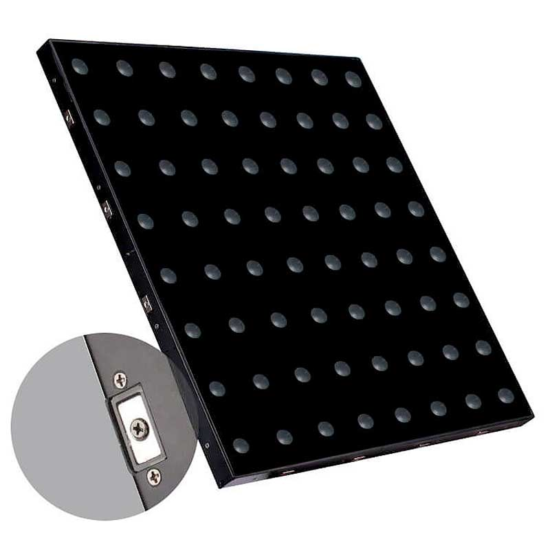 Magnetic LED panels Network Lighting