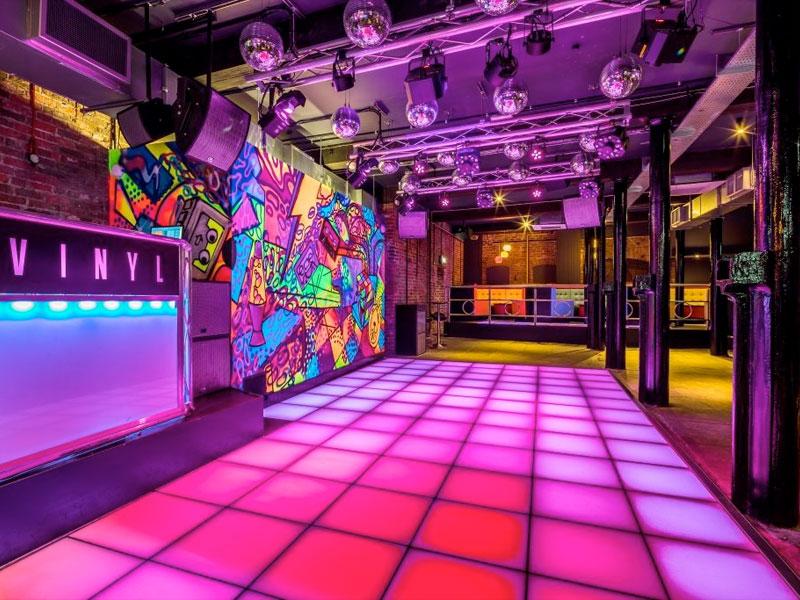 ATIK Hull Dance Floors Network Lighting UK