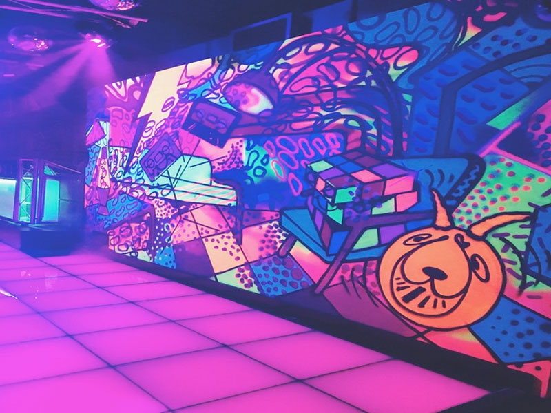 ATIK Hull Dance Network Lighting UK