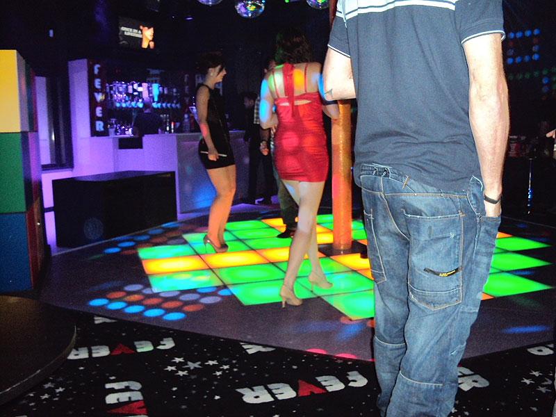 Bar Fever Peterborough Dancers Network Lighting UK