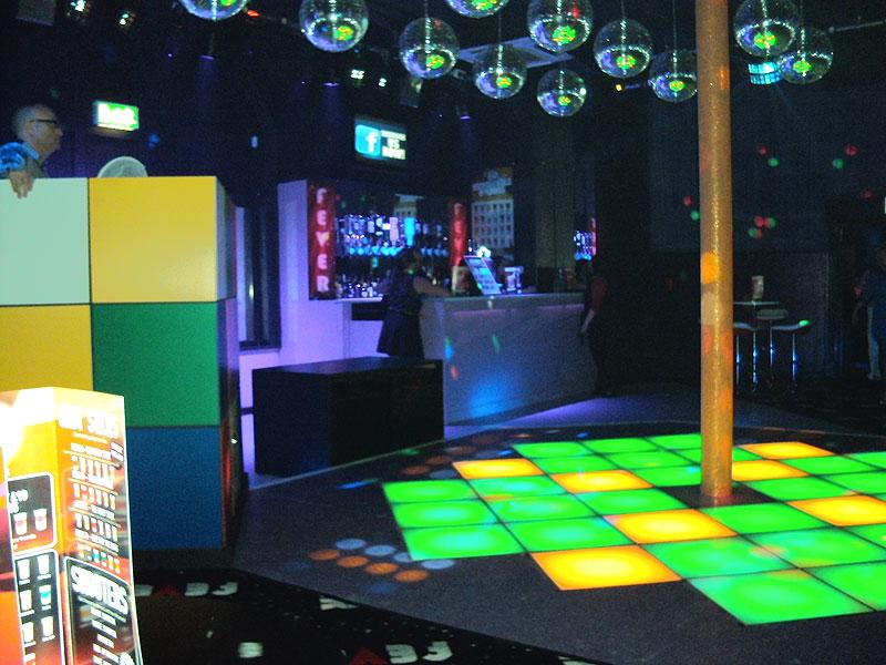 Bar Fever Peterborough Network Lighting UK