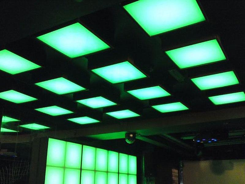Reef Bar LED Ceiling Network Lighting